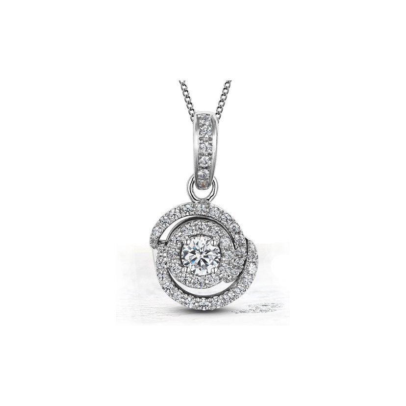 Bring your jewelry in to be cleaned and get a chance to win this pendant.