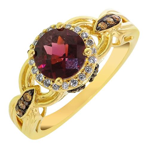 Ben David Jewelers carries the Le Vian brand.