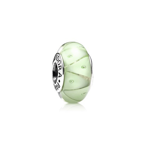 Green Looking Glass Charm by Pandora