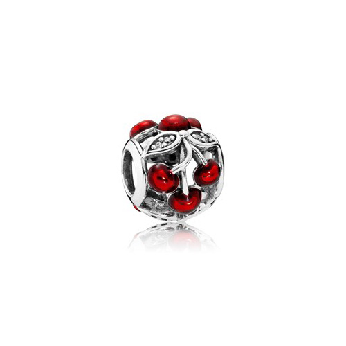 Sweet Cherries Charm by Pandora