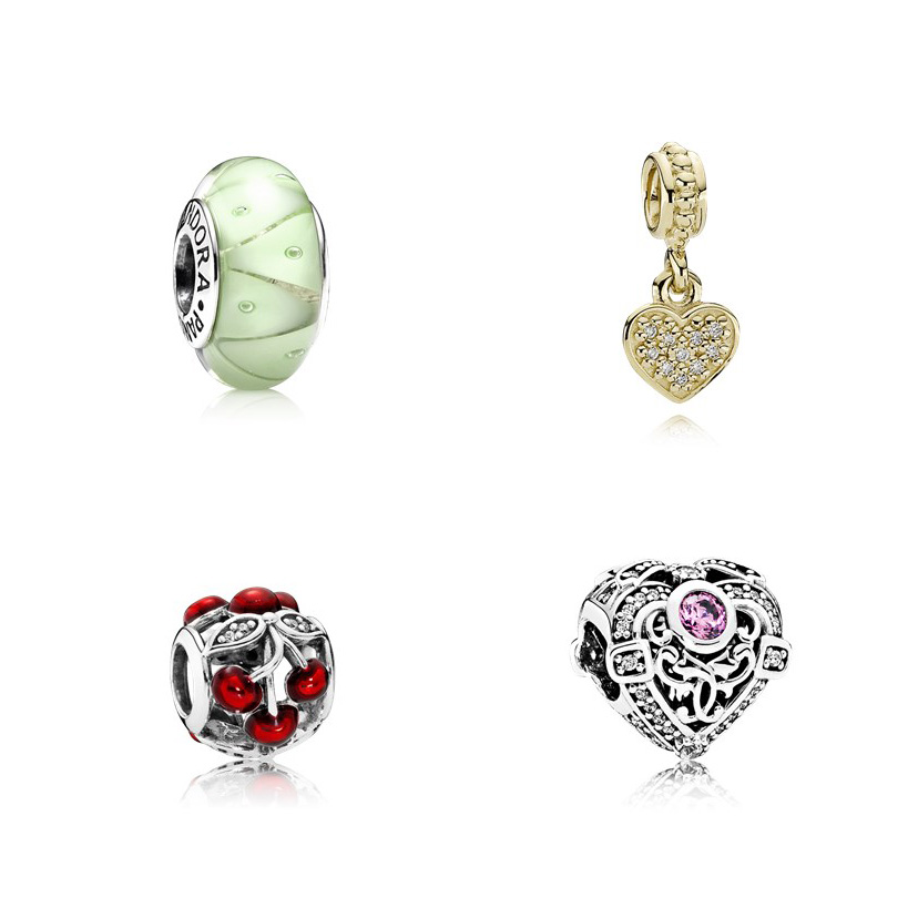 Pandora bracelet charms price at Ben David Jewelers.