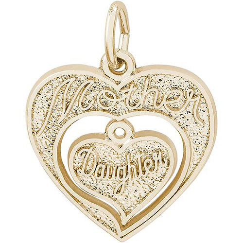 Mother & Daughter Charms by Rembrandt Charms.