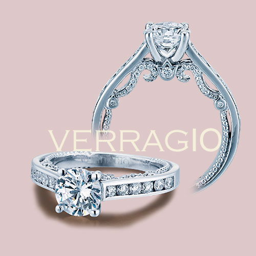 Offering a beautiful engagement ring is a romantic way to pop the question.