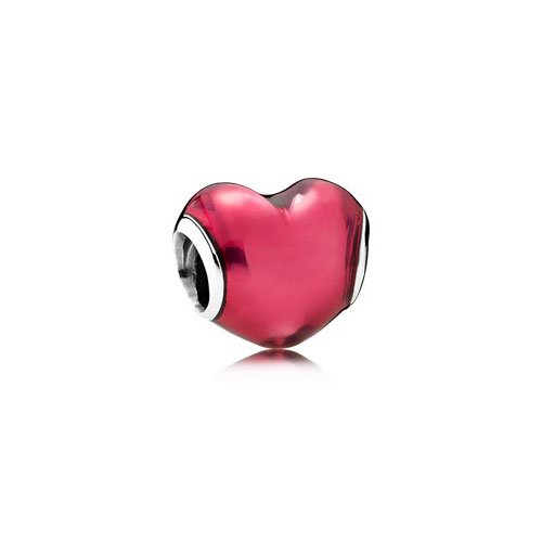 In My Heart Charm, by Pandora