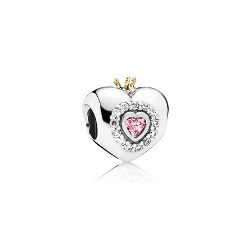 Princess Heart Charm by Pandora