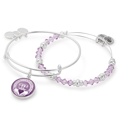 This is a limited edition set by Alex and Ani.