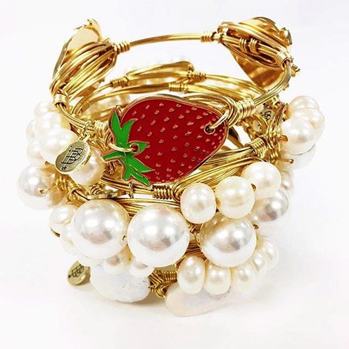 Limited Edition Strawberry Collection by Bourbon and Boweties