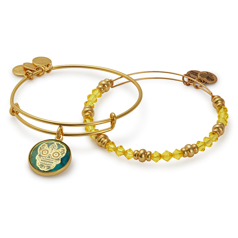 Alex and Ani charm of the month can be purchased at Ben David Jewelers.