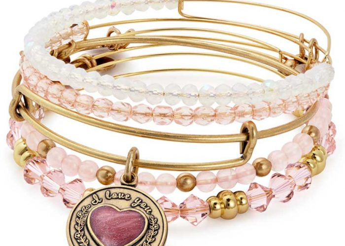 I Love You Set of 5 by Alex and Ani