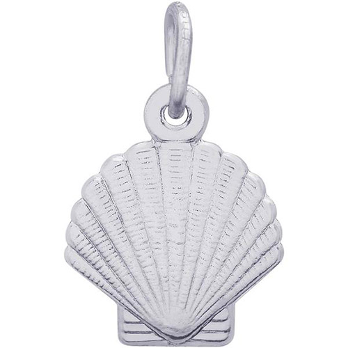 Clamshell with Pearl by Rembrandt Charms