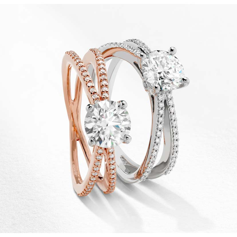 Be sure you know how to measure ring size before purchasing a ring.