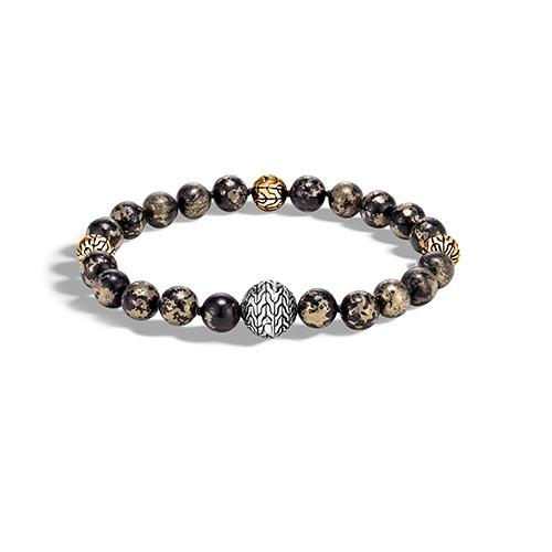Classic Chain Bead Bracelet by John Hardy