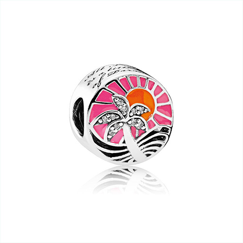 Tropical Sunset Charm by Pandora