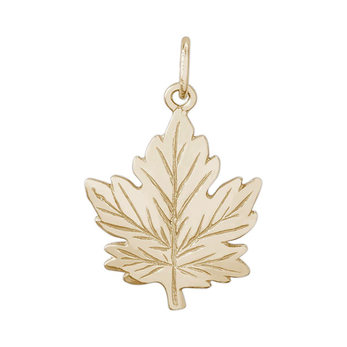 14k gold charms are available at Ben David Jewelers.