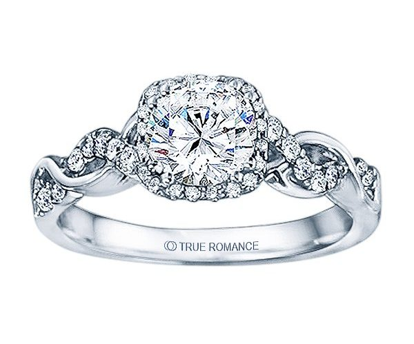Design Your Own Diamond Engagement Ring in Virginia