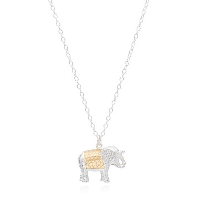 Elephant Charm Necklace, 30