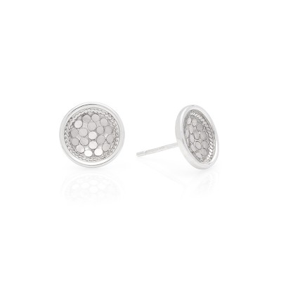Dish Stud Earrings