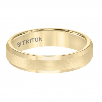5Mm Yellow Tungsten Band