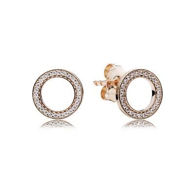 Pandora Earring  Style# 280585CZ