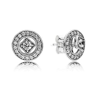 Pandora Earring  Style# 290721CZ