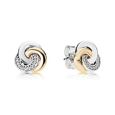 Pandora Earring  Style# 290741CZ