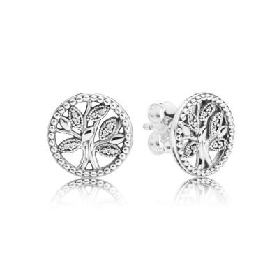 Pandora Earring  Style# 297843CZ