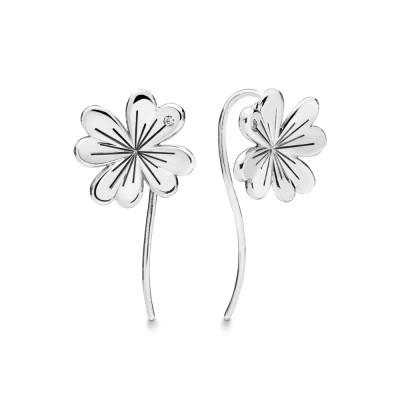 Pandora Earring  Style# 297908CZ