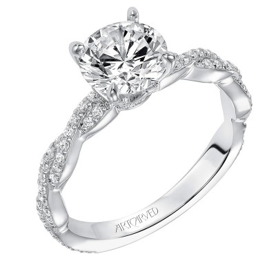 Madeleine Diamond  Engagement  Ring