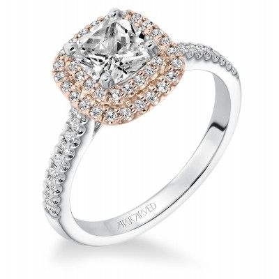 Avril Diamond  Engagement  Ring