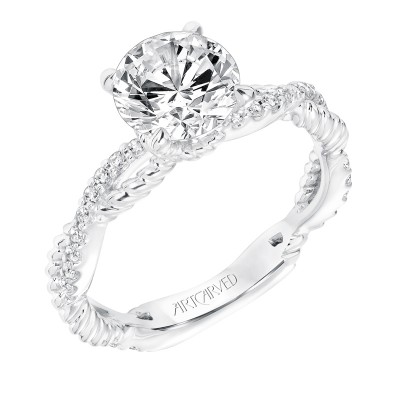 Rhea Diamond  Engagement  Ring