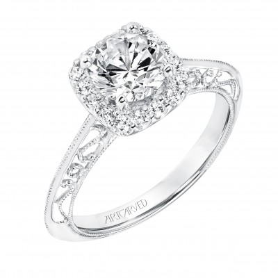 Audriana Engagement  Ring