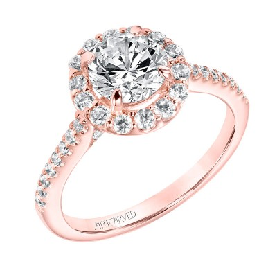 Judith Diamond  Engagement  Ring