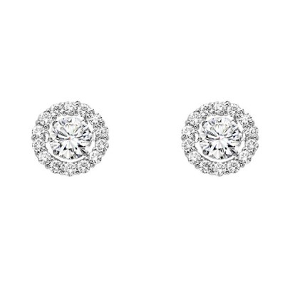 "Ladies Circle ""Rhythm Of Love"" Diamond Earrings"