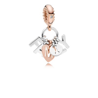 Pandora Charm  Style# 787785CZ