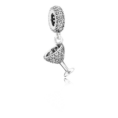 Pandora Charm  Style# 791535CZ