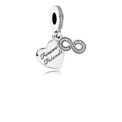 Pandora Charm  Style# 791948CZ