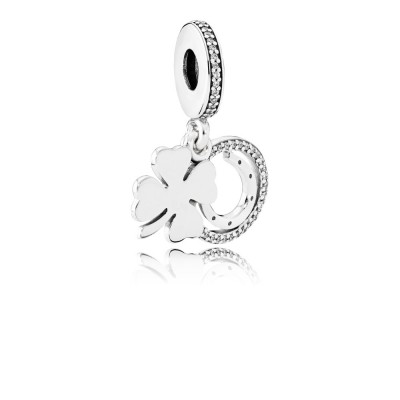 Pandora Charm  Style# 792089CZ