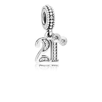 Pandora Charm  Style# 797263CZ