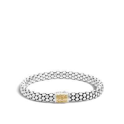Dot Two-Tone Bracelet