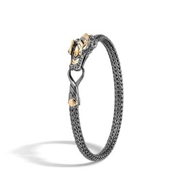 Legends Naga Extra Small Two-Tone Station Bracelet