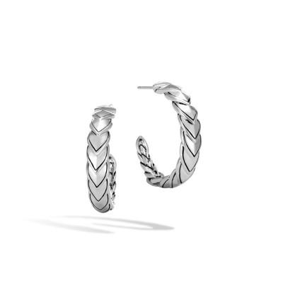Legends Naga Small Hoop Earrings