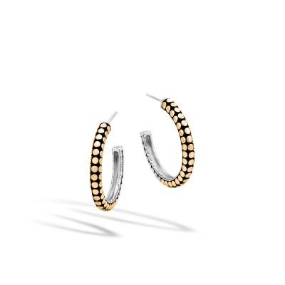 Dot Small Hoop Earrings