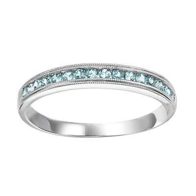 Blue Topaz Band