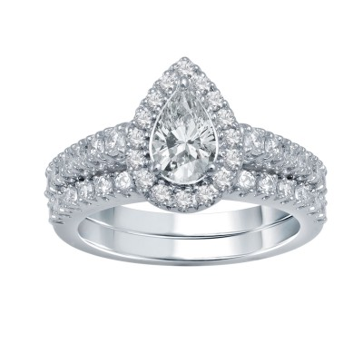 Fabulous Fancies Engagement Ring