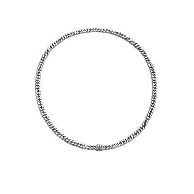 Classic Chain Small Link Necklace