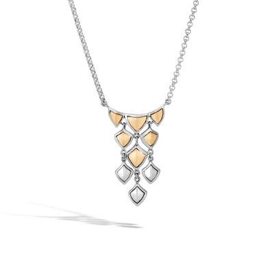 Legends Naga Two-Tone Necklace