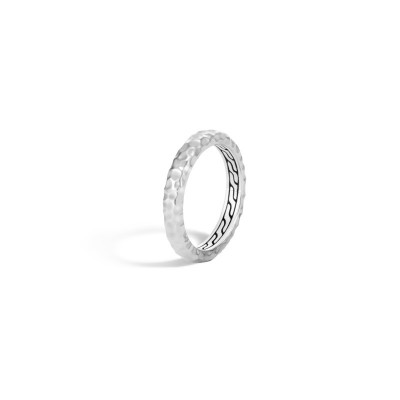 Classic Chain Hammered Band