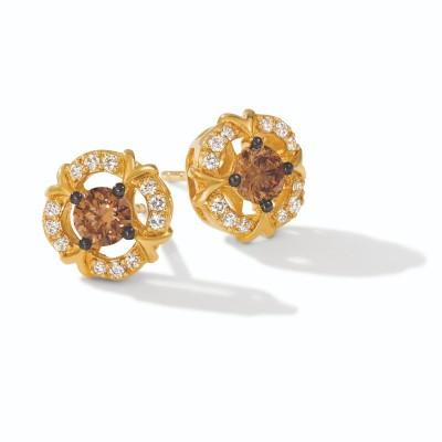 14K Honey Gold™ EARRINGS