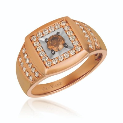 14K Two Tone RING