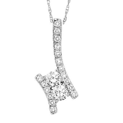 Ladies Twogether Necklace